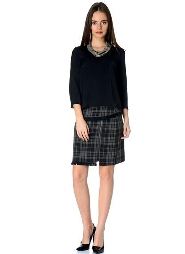 Vero Moda Vero Moda 519533113 Kolay Buruşmaz Klasik Kalıp Kadın Bluz Lila